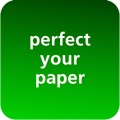 perfect your paper