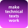 makr technical texts work